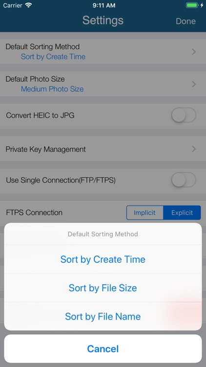 iTransfer - File Transfer Tool screenshot-5