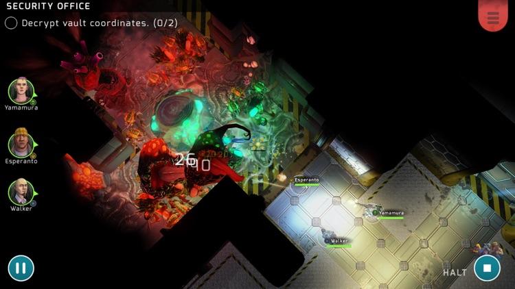 Xenowerk Tactics screenshot-3