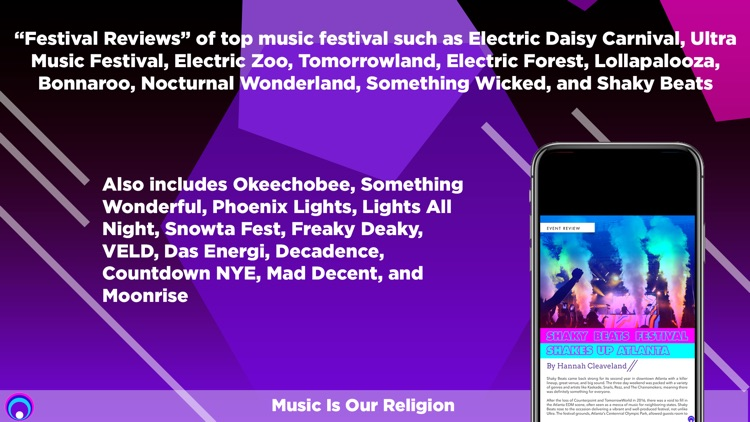 EDM World Magazine +AAA #1 App