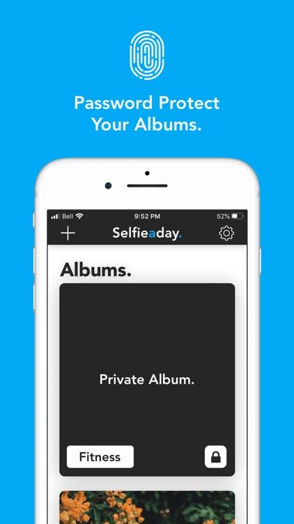 Selfie A Day - Everyday Photo screenshot-8