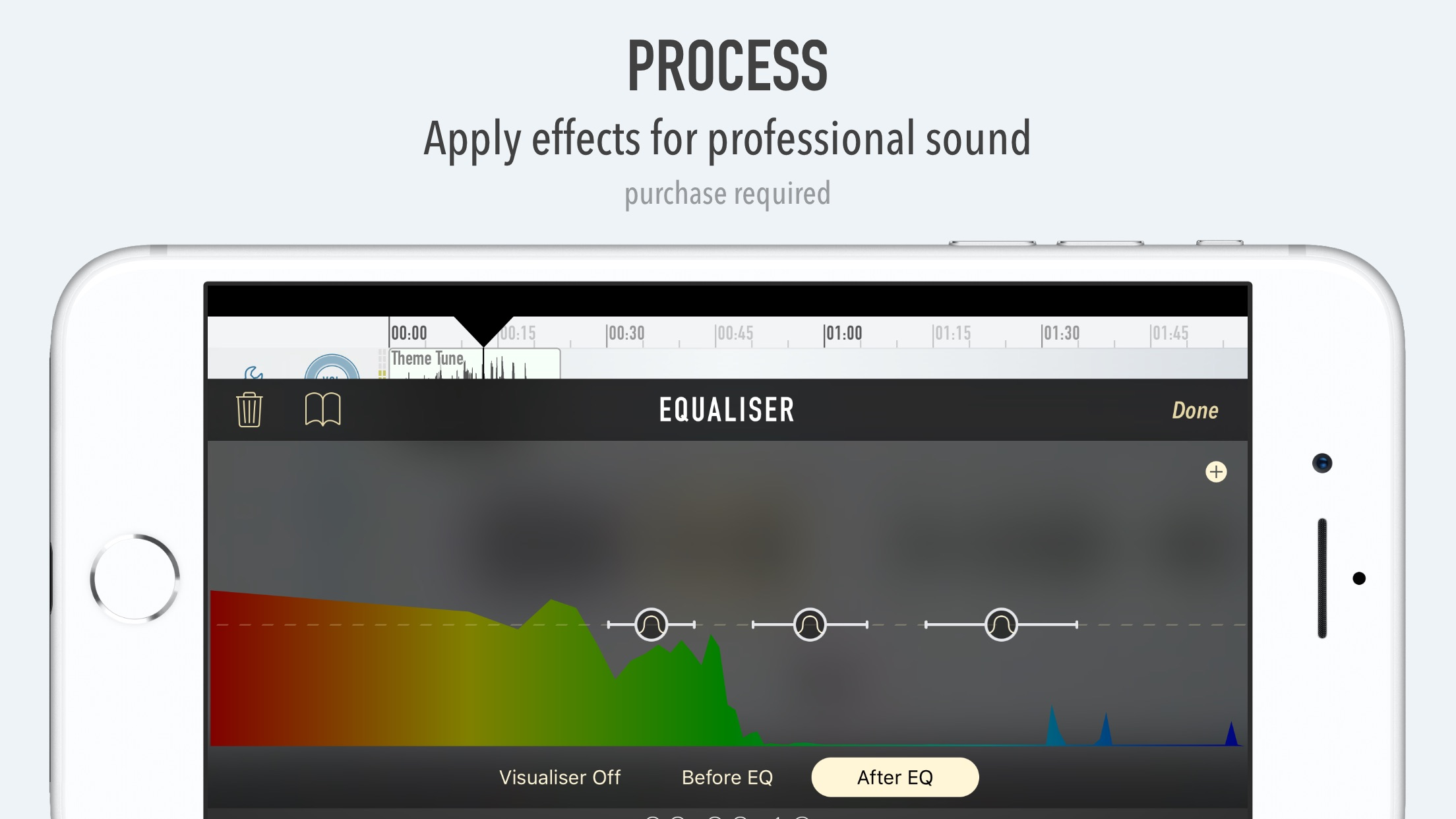 Ferrite Recording Studio Screenshot