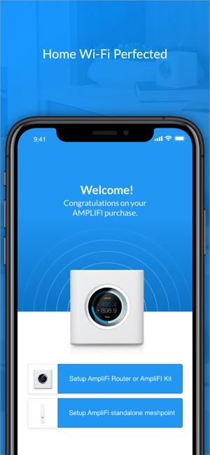 AmpliFi WiFi on the App Store