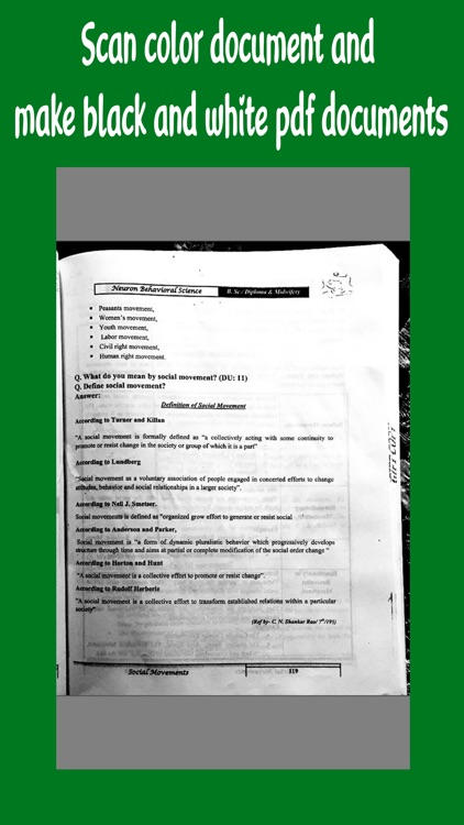 PDF Scanner OCR screenshot-1