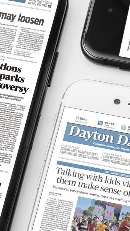 The Dayton Daily News ePaper