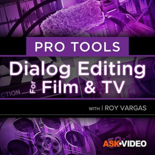 Film Dialog Editing Course
