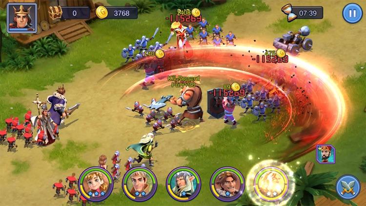 Final Heroes screenshot-4