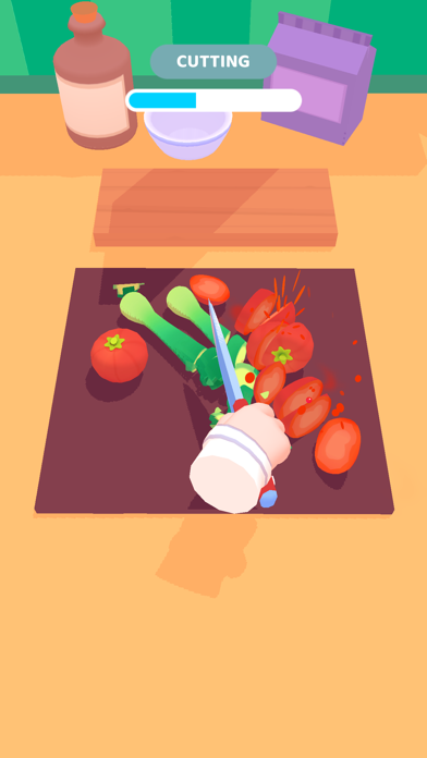 The Cook - 3D Cooking Game screenshot 1