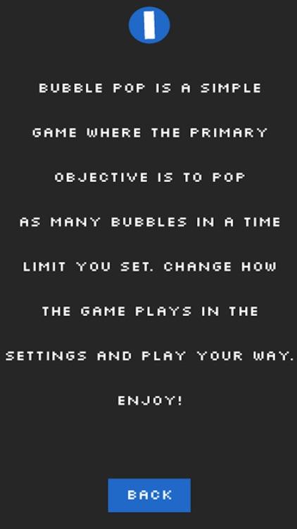 Bubble Pop - LITE