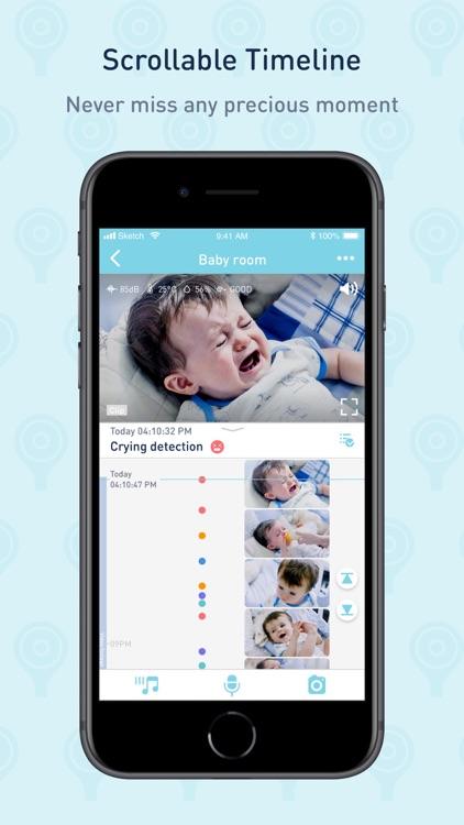 Lollipop- smart baby monitor