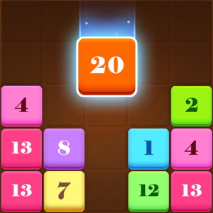 Drag n Merge - Games app