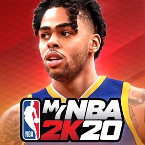 My NBA 2K20