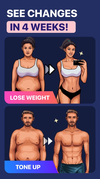 Lose Weight at Home in 30 Days screenshot-0