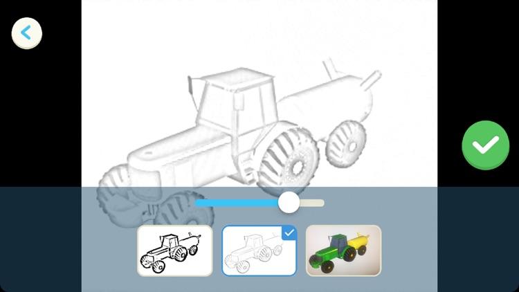 smART sketcher projector screenshot-5
