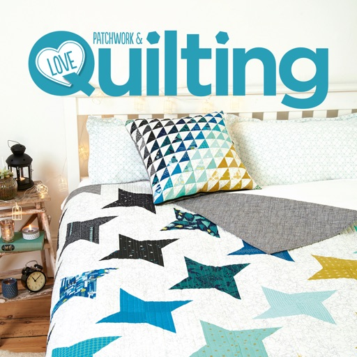 Love Patchwork & Quilting icon