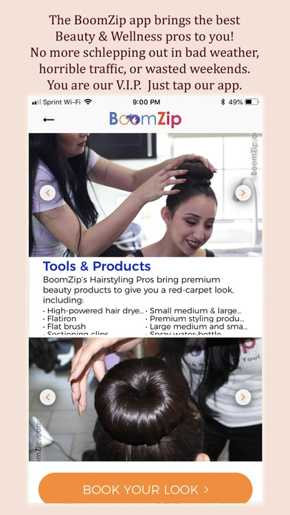 BoomZip Beauty/Wellness TO YOU