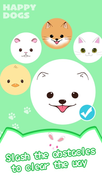 HAPPY DOGSのスクリーンショット2