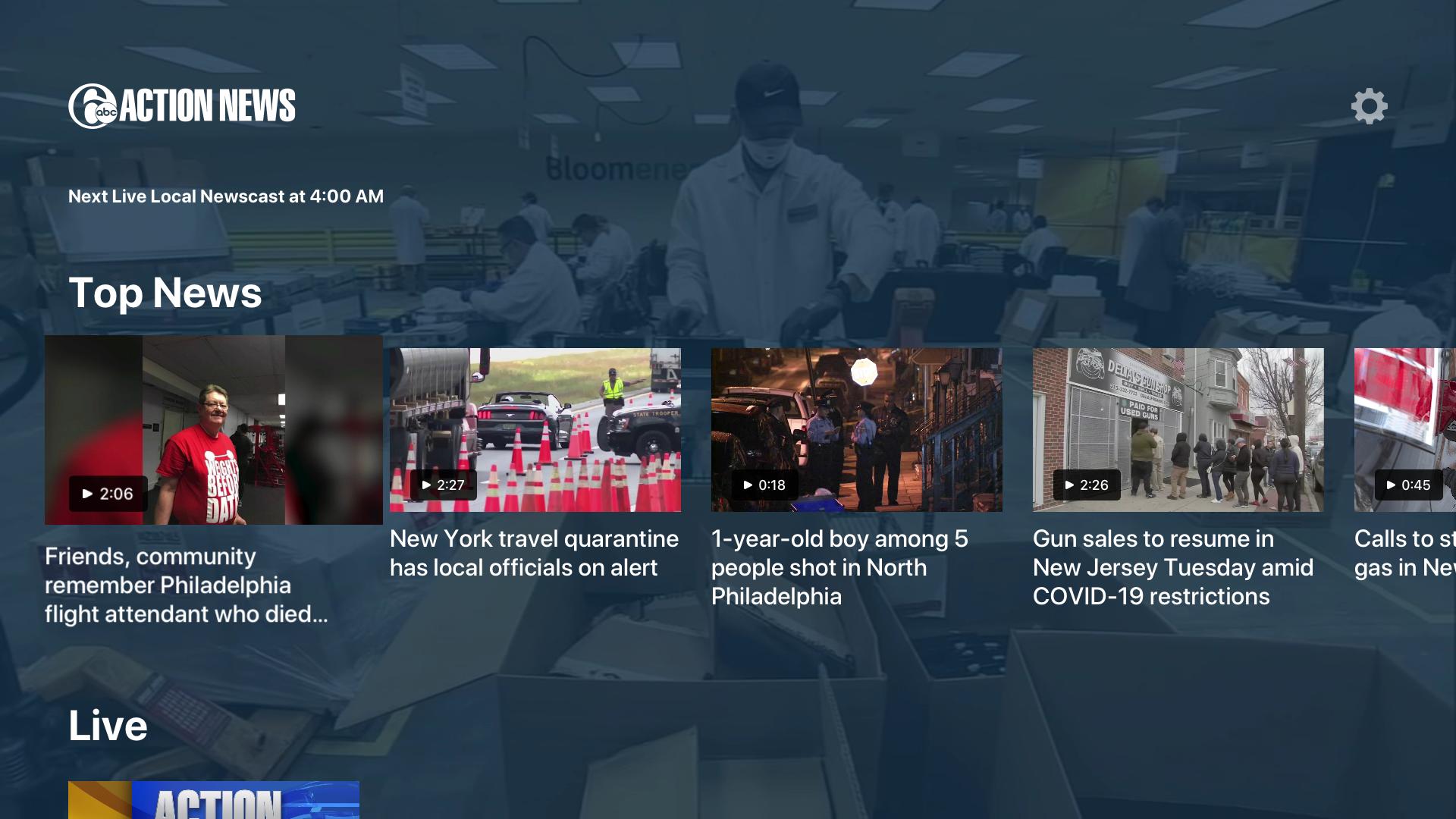 6abc Philadelphia screenshot 19