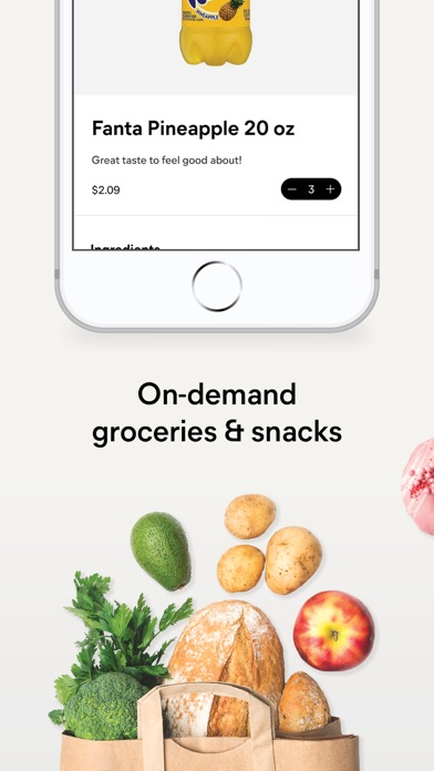 messages.download Starship - Food Delivery software