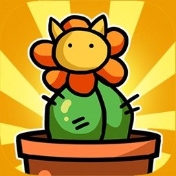 Kawaii Plants - Merge Tycoon
