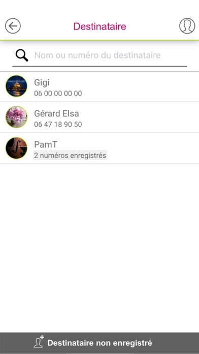 CMSO Paiements Mobile screenshot three