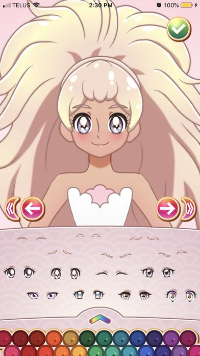 Glitter Cure Anime Dress Upのおすすめ画像2