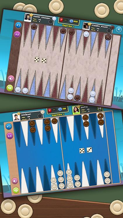 Tavli (Greek Backgammon)