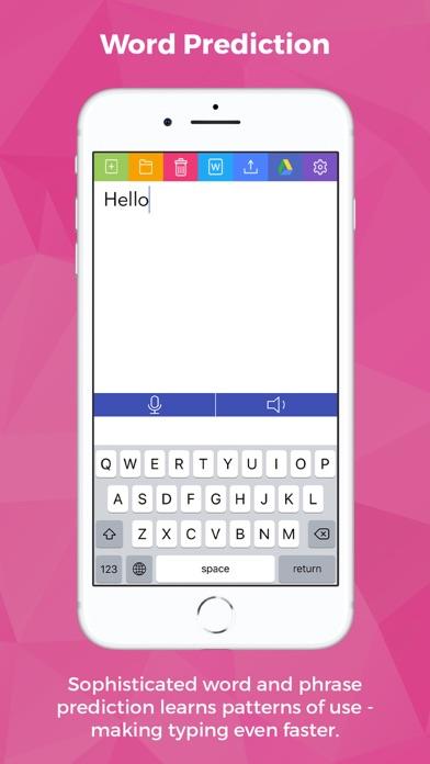 inku - tool for dyslexia screenshot one