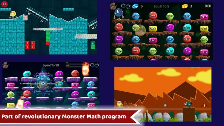 Math Balance Grade 2 - 4 Games screenshot-4