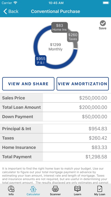 UFCU Mortgage Services screenshot-3