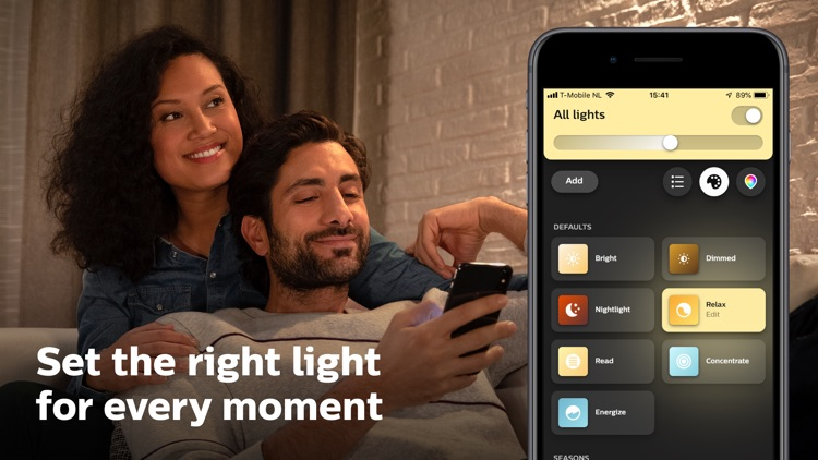 Philips Hue Bluetooth screenshot-4