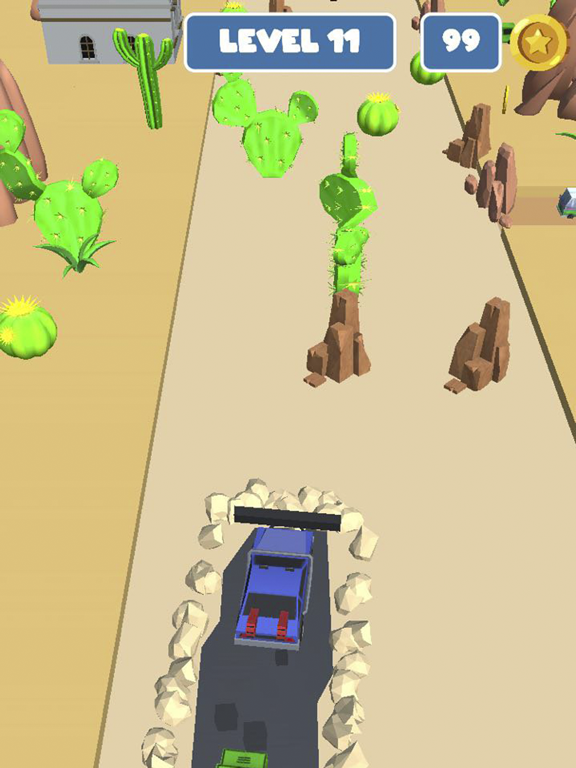 Clean The Roads screenshot 3