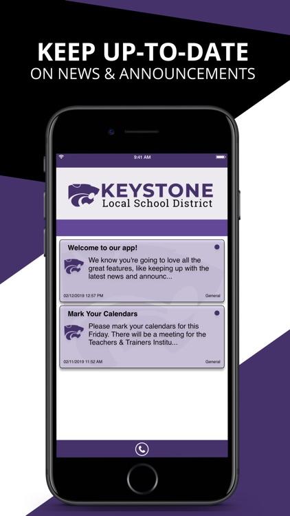 Keystone Local School District