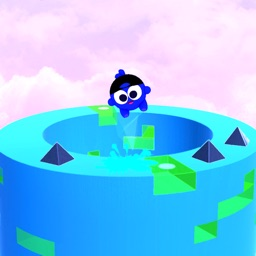 Rescue Jump - Tower Puzzle