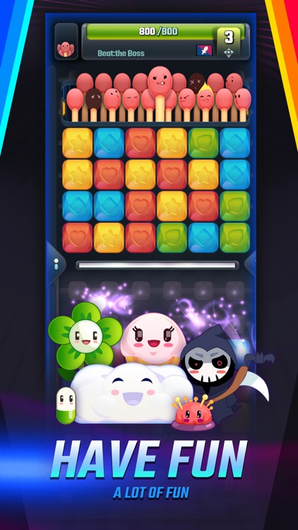 Girls Galaxy: Puzzle Arena screenshot-3