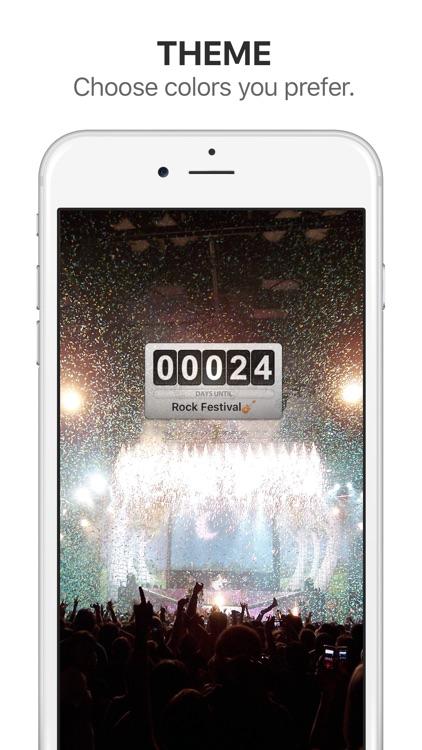 Big Day Lite - Event Countdown screenshot-3