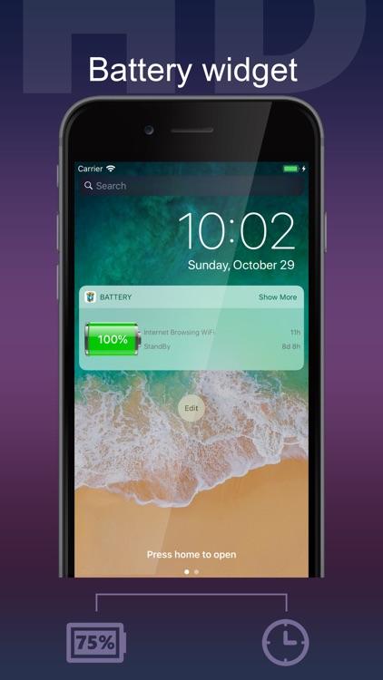 Battery HD+ Pro screenshot-5