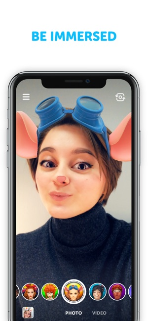 Banuba: Face Filters & Effects on the App Store