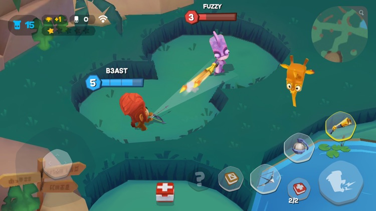 Zooba: Fun Battle Royale Games screenshot-4