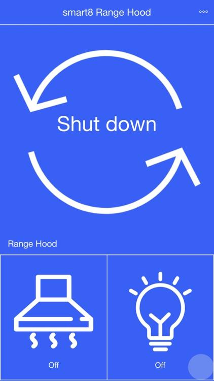 smart8 Range Hood