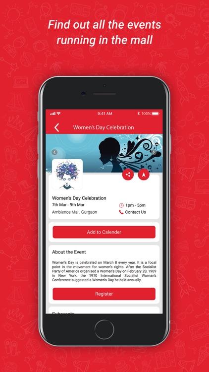 Ambience Mall App screenshot-5