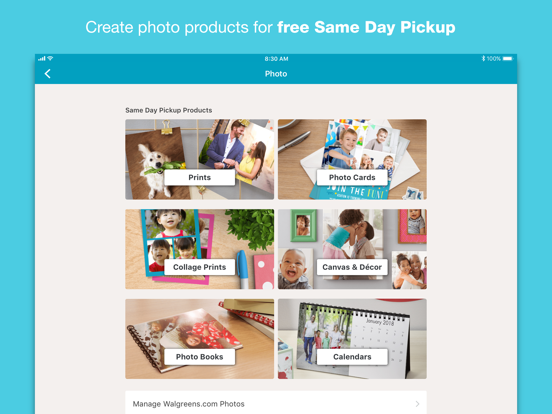 Walgreens - Pharmacy, Coupons, Print Photos, Clinic, and Shopping screenshot
