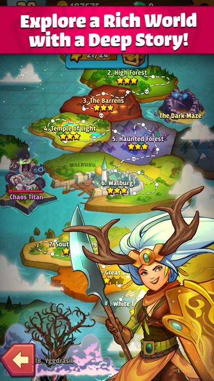 Battlejack: Blackjack RPG screenshot-4