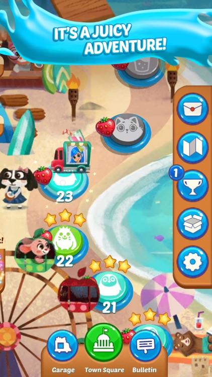 Juice Jam! Match 3 Puzzle Game screenshot-3