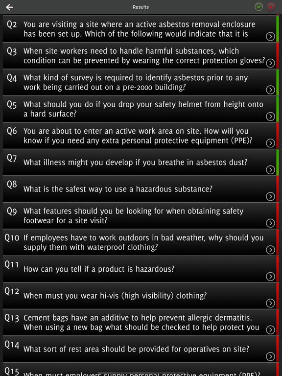 CSCS MAP Test Revision screenshot 8