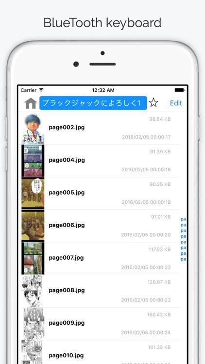 ComicShare - Streaming Reader screenshot-4