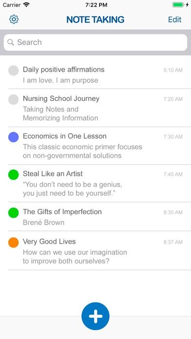 書き込みアプリのメモのおすすめ画像1
