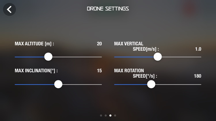 Game Controller Parrot Bebop screenshot-6