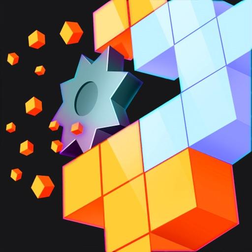 Fun Saw 3D - Slice Puzzle