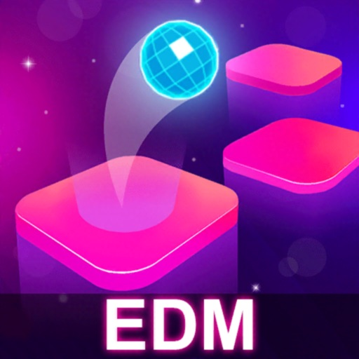 EDM HOP: Music Tiles Rush