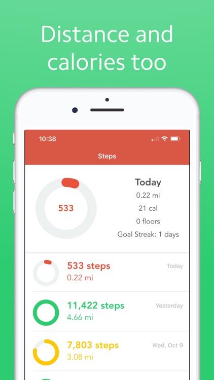 Step Tracker & Counter screenshot-3